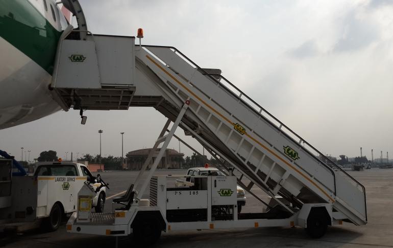 Passenger Stairs