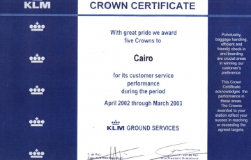 Crown Certificate